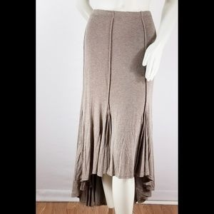 Chelsea Violet Skirt 4C02H15 Long Brown Full